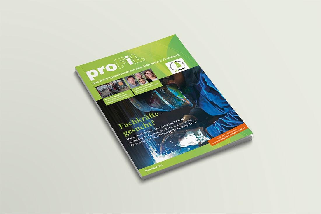 proFiL · Das Arbeitgebermagazin