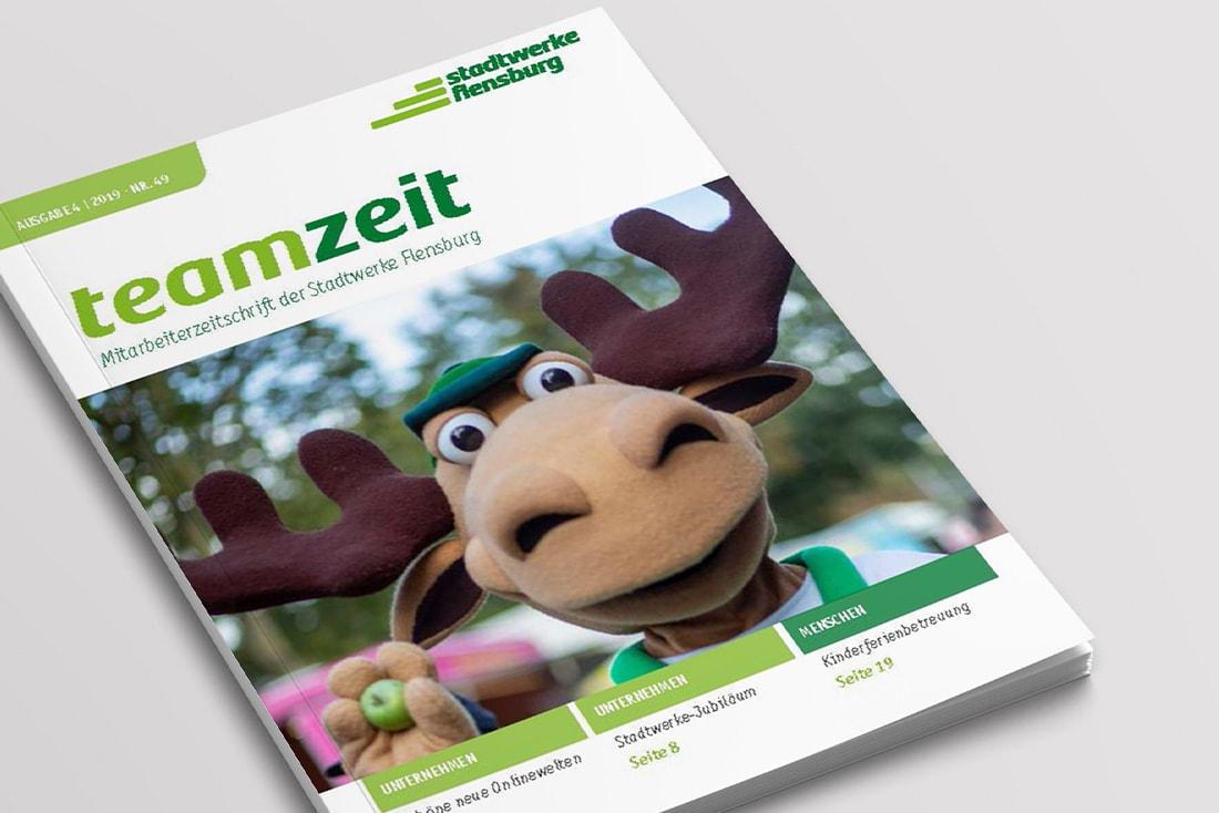 teamzeit – Magazin