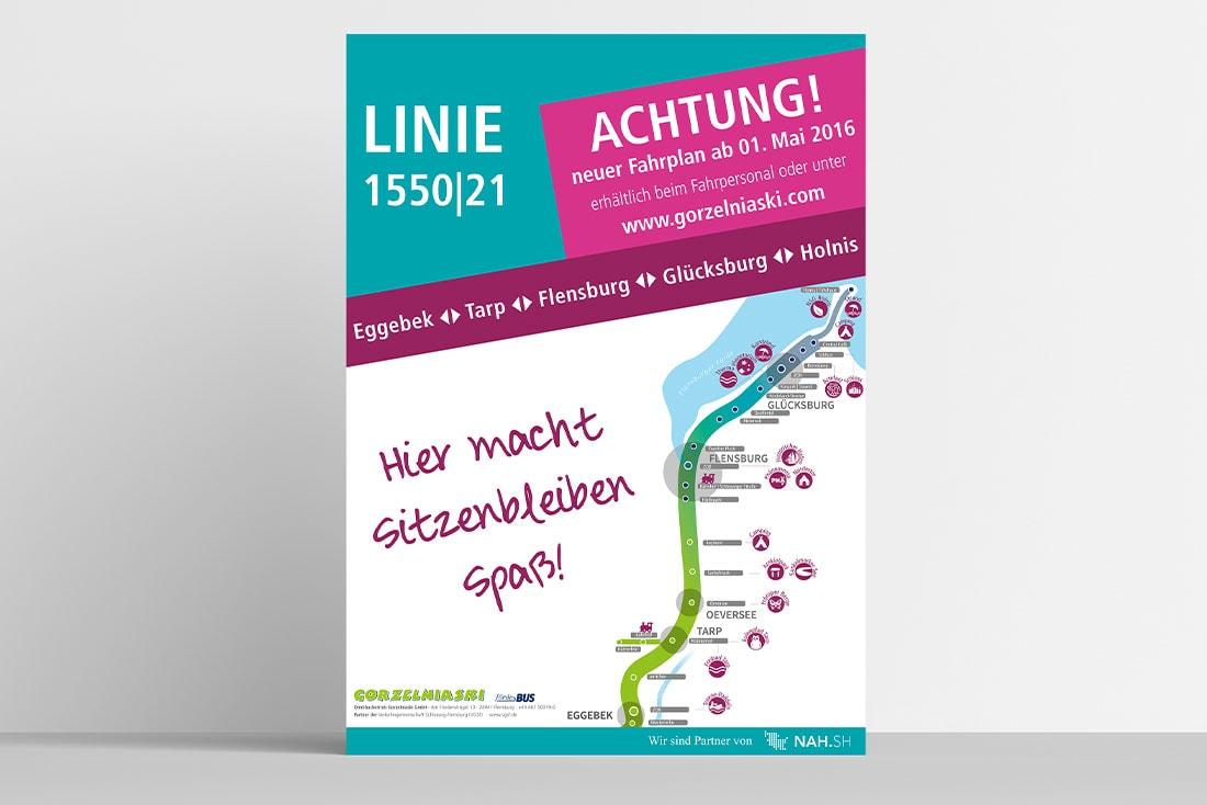 Gorzelniaski GmbH · Kampagnenplanung