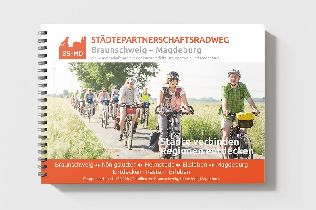 Städtepartnerschaftsradweg Themenradweg