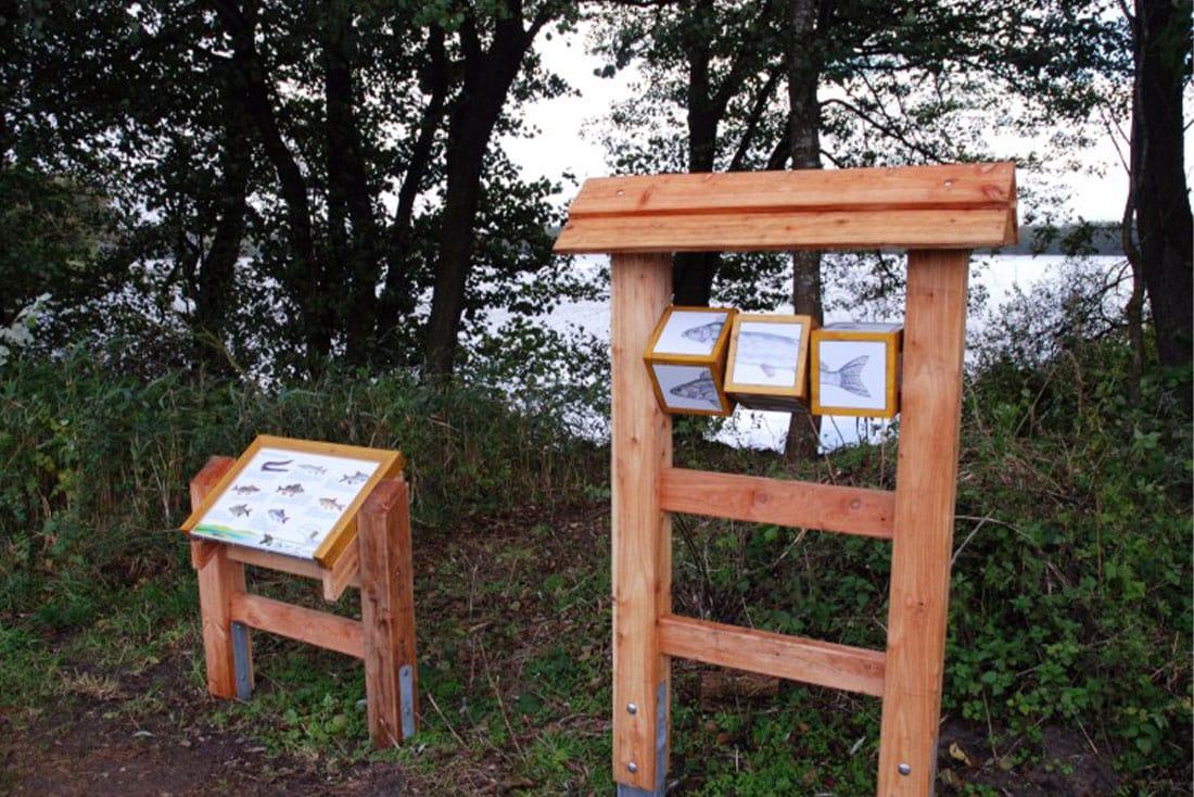 Sankelmarker See · Rundweg
