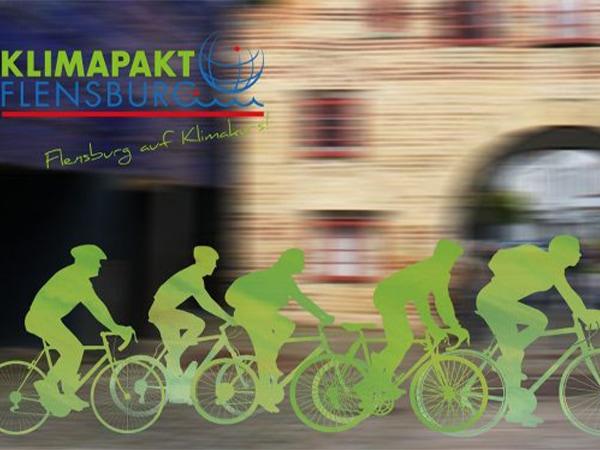 Klimapakt Flensburg Fahrrad