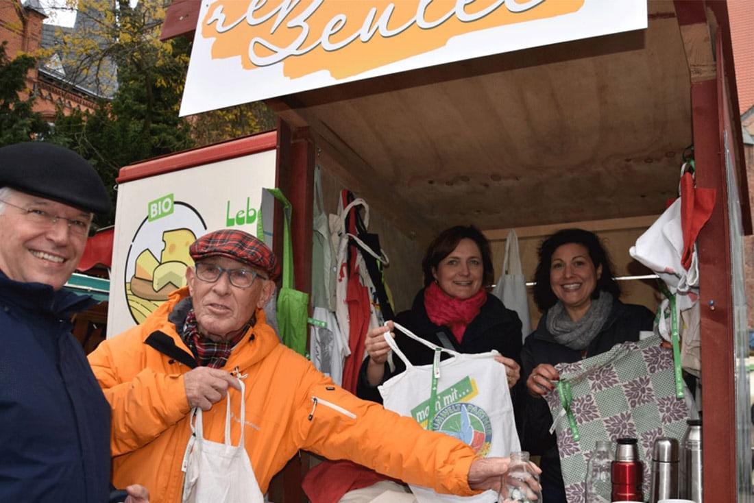 """PR-Kampagne """"Flensburg rebeutelt"""""""
