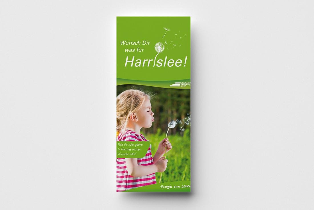 Wünsch dir was für Harrislee Flyer
