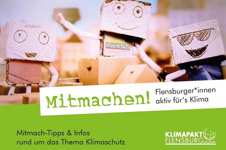 Klimapakt Flensburg Mitmachen Aktion