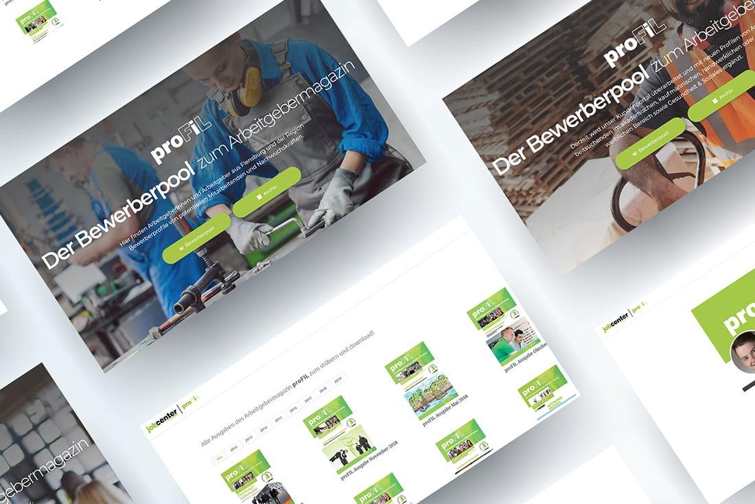 arbeitgebermagazin-profil.de