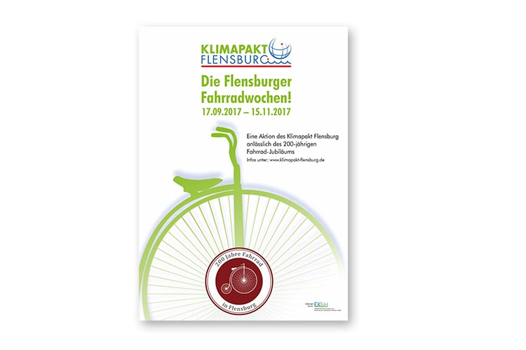 200 Jahre Fahrrad Kommunikationskampagne