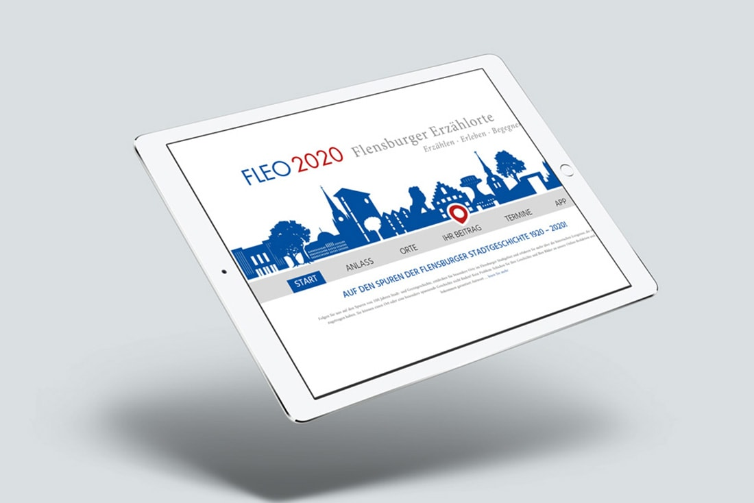 FLEO2020 | Flensburger Erzählorte