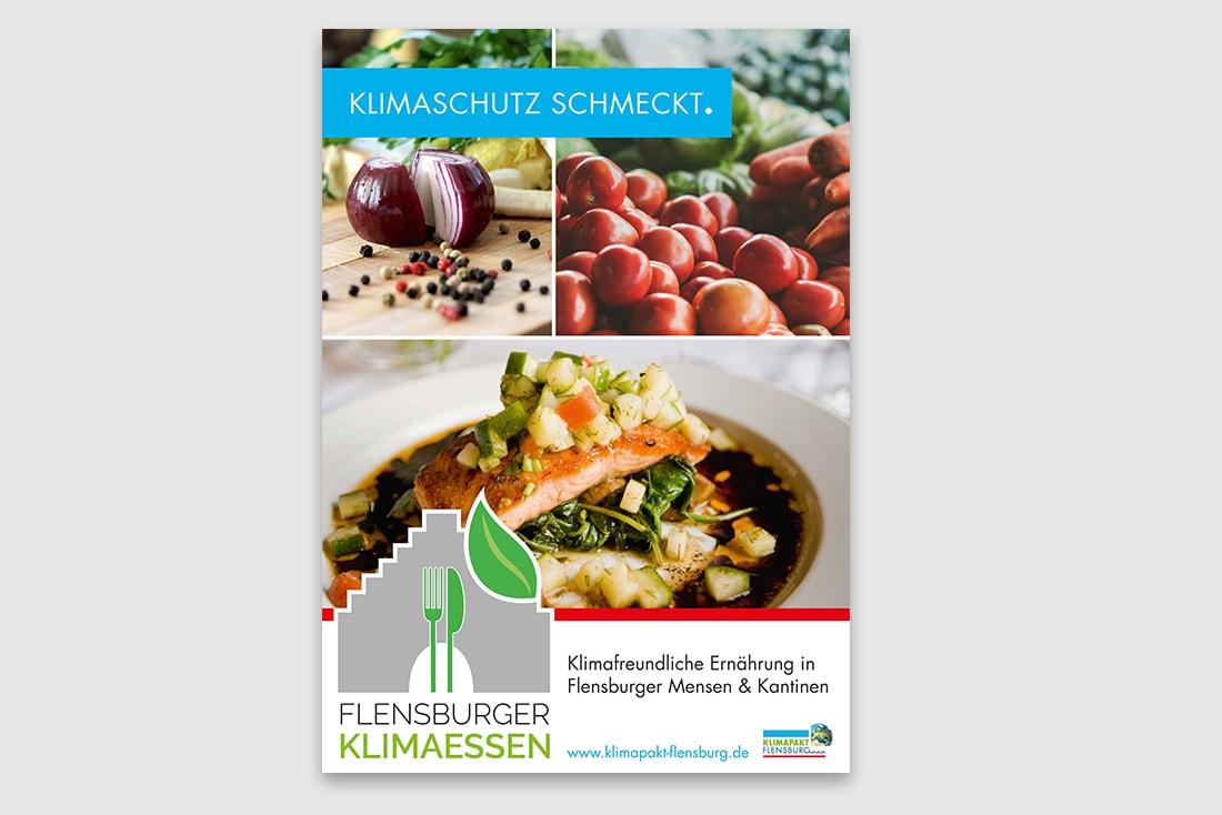 Flensburger Klimaessen · Kampagne