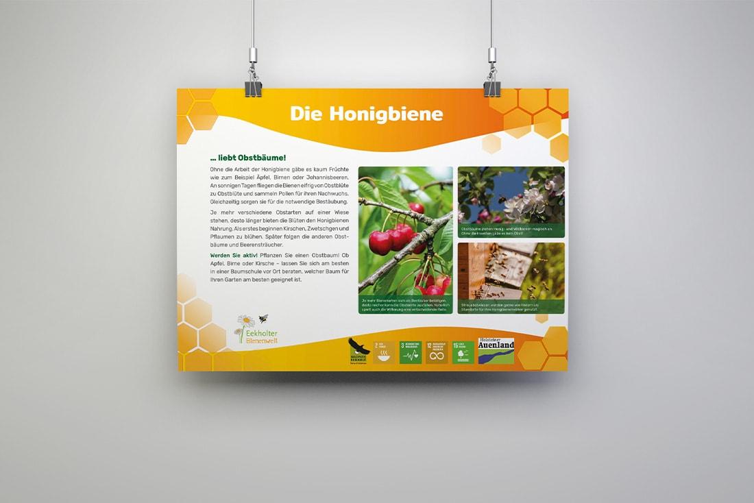 Bienenwelt · Wildpark Eekholt