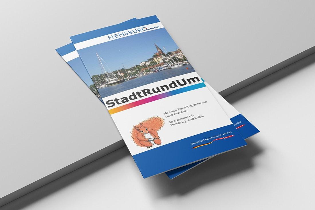 StadtRundUm· Leit- und Informationssystem