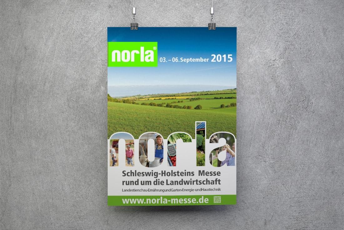 Norla Plakat